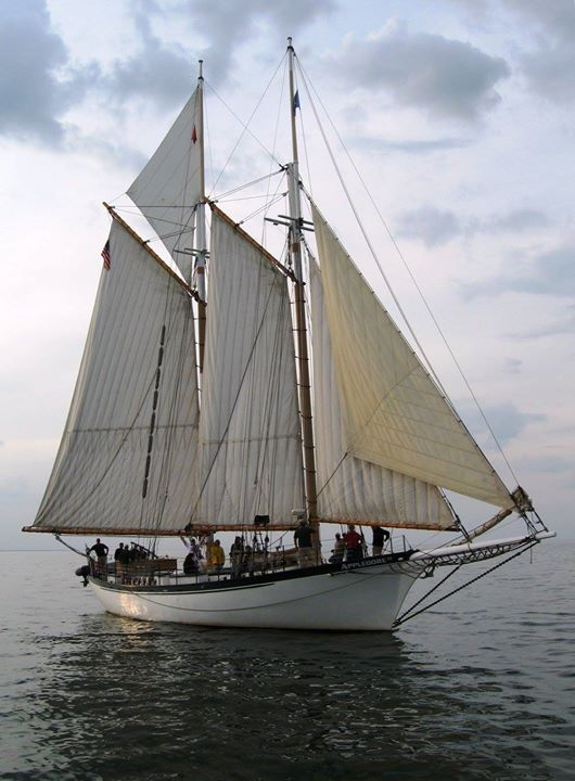 Tall Ship Tour on The Detroit River 6