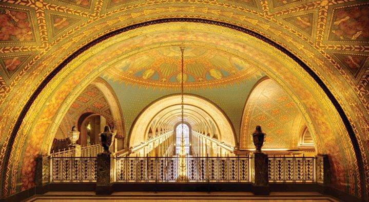 Pure Detroit Fisher Building Tour — Saturday, January 16 @ 11a 6
