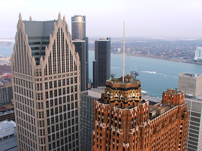 Pure Detroit Downtown Skyscraper Tour — Saturday, September 19 @ 1pm 6
