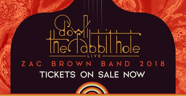 Zac Brown Band: Down the Rabbit Hole Live! 6