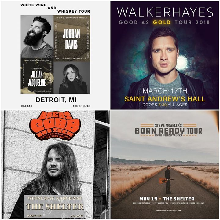 Steve Moakler's Born Ready Tour: Powered by Mack Trucks 6