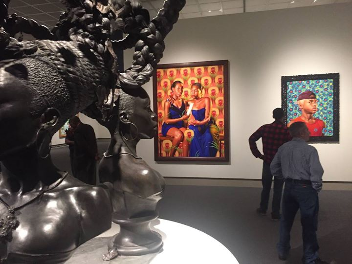 Getting into galleries and exhibitions 6