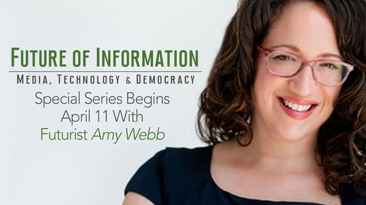 Future of Information with Amy Webb 6