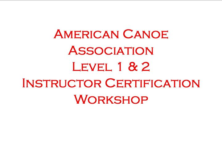 ACA Level 1 & 2 ICW at Sterling State Park 6