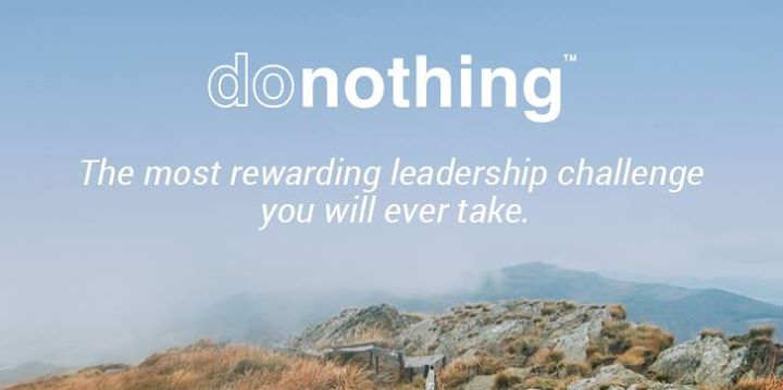 Do Nothing Lunch & Learn 6