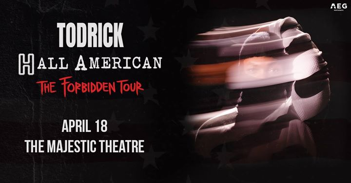 Todrick Hall at The Majestic 6