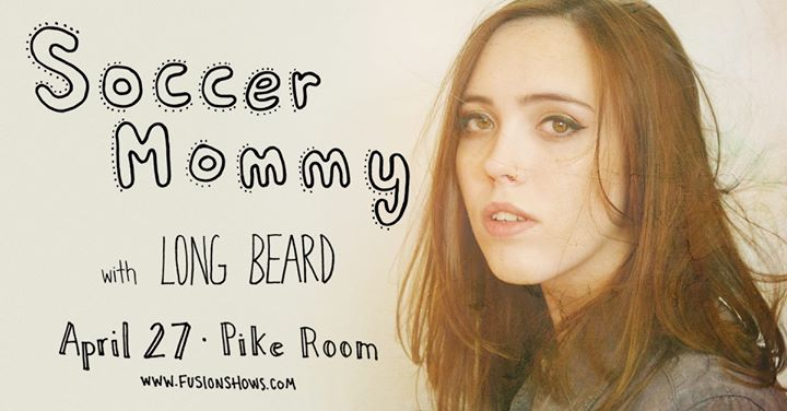 Soccer Mommy 4/27 at The Pike Room 6