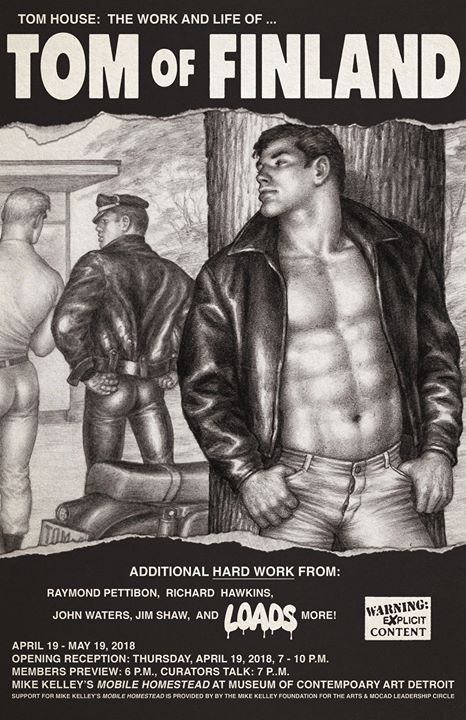TOM HOUSE: The Work and Life of TOM of FINLAND 6