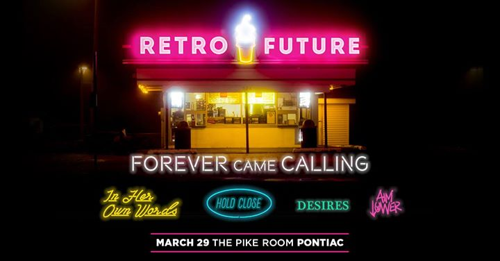 Forever Came Calling 3/29 The Pike Room 6