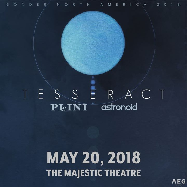 TesseracT at The Majestic 6