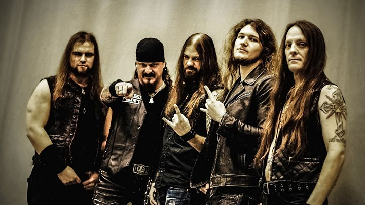 The Noise Presents: Iced Earth - The Incorruptible World Tour 6