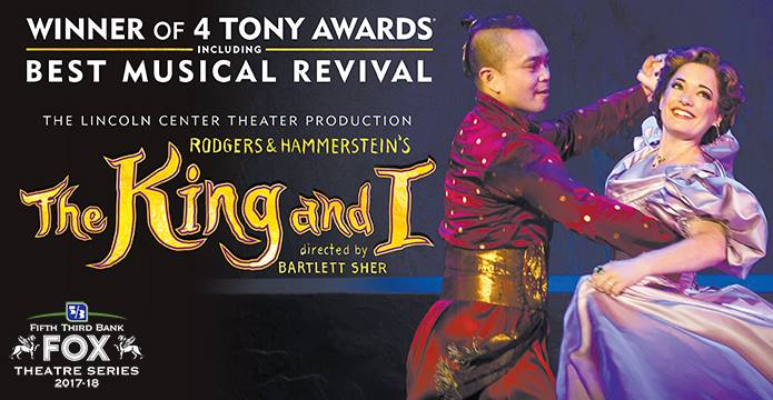 Rodgers & Hammerstein's The King and I 6