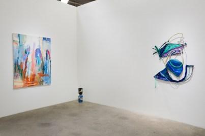 "aradise"" curated by Edgar Bryan and Adrianne Rubenstein. Photo courtesy of Night Gallery."