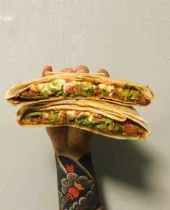 Street Beet Tacos
