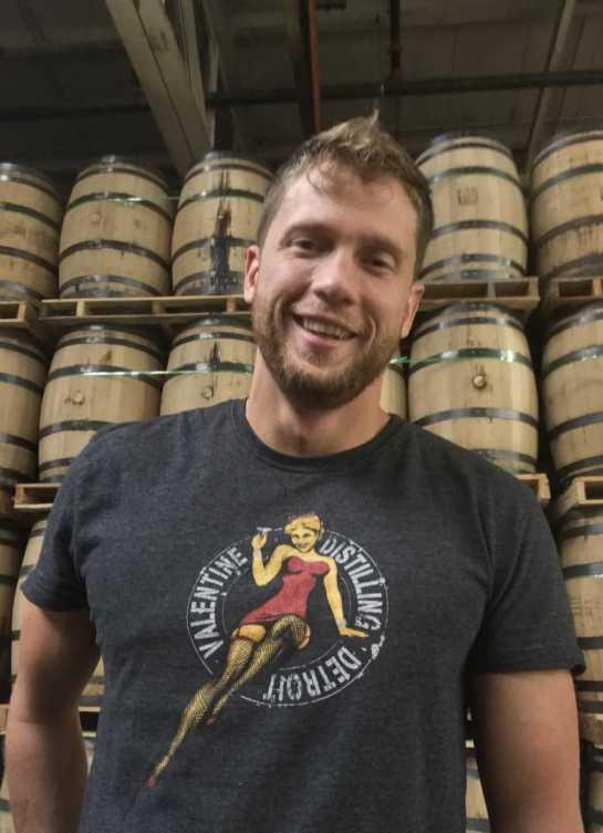 Justin Aden: Distiller