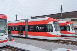 EARLY DAYS OF THE QLINE DETROIT