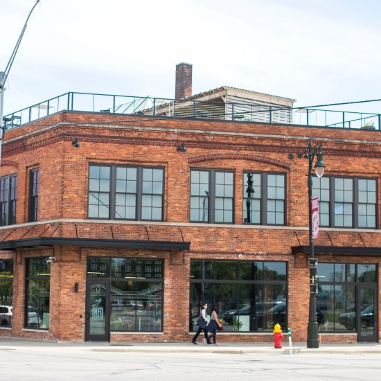 FORD INFORMATION CENTER IN CORKTOWN TO ENCOURAGE COMMUNITY ENGAGEMENT