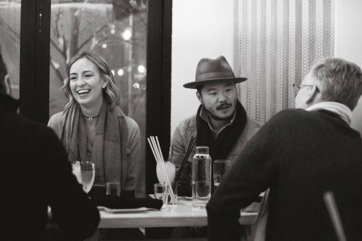 FAMILY DINNER AT TAKOI PHOTO ACRONYM