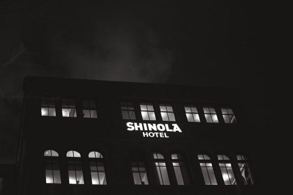 SHINOLA HOTEL. ACRONYM