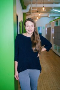AMANDA LEWAN, CEO AND FOUNDER OF BAMBOO. PHOTO BY ACRONYM