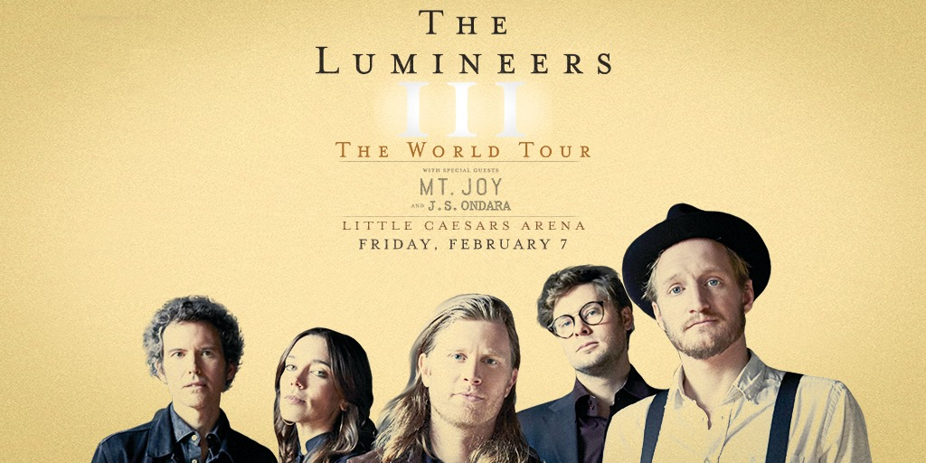 THE LUMINEERS CONCERTS