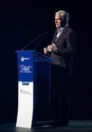 MATT CULLEN, CEO BEDROCK AT DPC20. PHOTO AMY NICOLE / ACRONYM