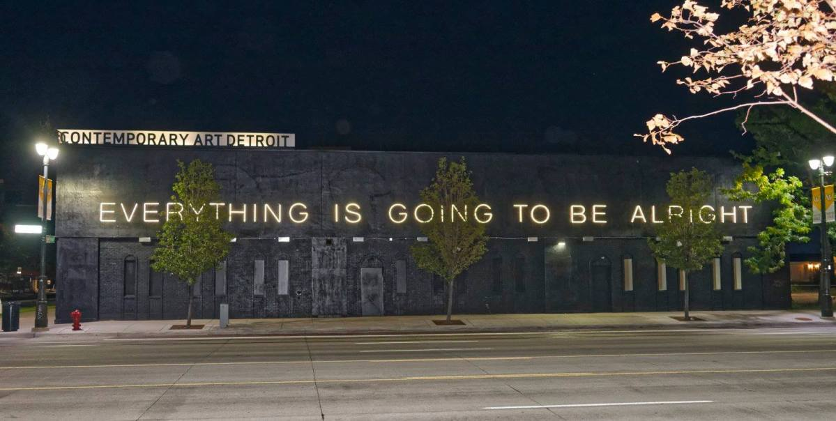 THE MUSEUM OF CONTEMPORARY ART DETROIT. PHOTO FROM MOCAD