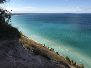 SLEEPING BEAR DUNES. PHOTO SLEEPING BEAR DUNES FACEBOOK PAGE