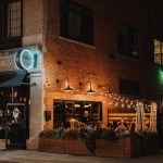 ABIDING BY COVID-19 GUIDELINES / DETROIT RESTAURANTS OPEN FOR BUSINESS. PHOTO GREY GHOST DETROIT