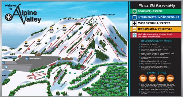 4 Metro Detroit Ski Slopes to Hit This Winter 1