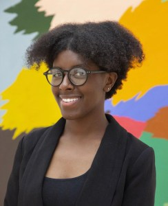 DETROIT-NATIVE ASMAA WALTON FOUNDED THE BLACK ART LIBRARY IN FEBRUARY 2020.
