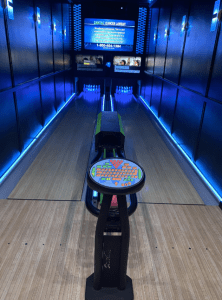 PHOTO BY LUXURY STRIKE BOWLING