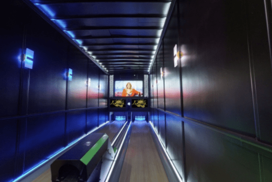 Luxury Strike Bowling Debuts as World's First Mobile Bowling Alley 8