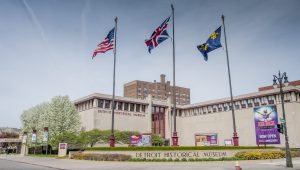 THE DETROIT HISTORICAL MUSEUM. PHOTO DETROIT HISTORICAL SOCIETY