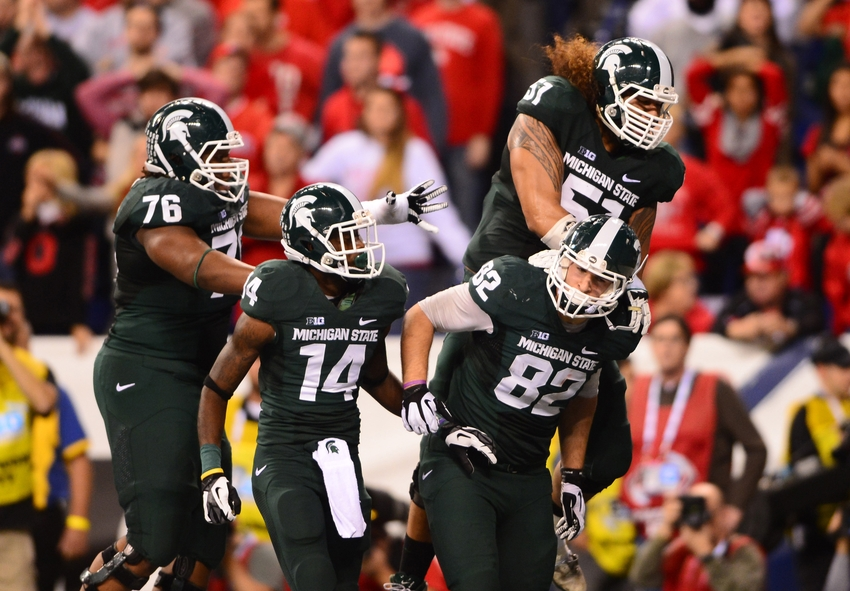 Michigan State Spartans Football 2014 Roster Breakdown