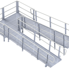 Portable Wheel Chair Ramp Office Base Types Of Wheelchair Ramps - Detroit