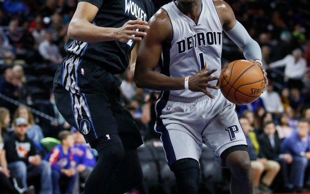 Detroit Pistons probably better off standing pat with Reggie Jackson