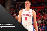 As Pistons brace for playoff stretch, Ellenson keeps his head up by keeping his nose down