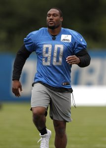 Lions Release DL Cornelius Washington