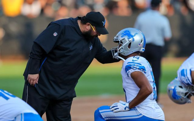 Golden Tate on being traded: 'It was a shock'