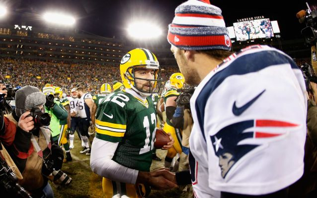 Sunday Night Football open thread: Packers at Patriots