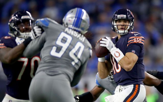Previewing Lions vs. Bears with Robert Zeglinski