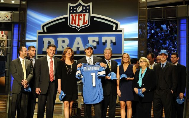 30% of Lions fans want the team to draft a quarterback in 2019