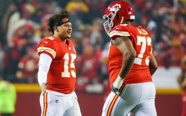 Open thread: Chiefs and Colts set for snowy showdown at Arrowhead