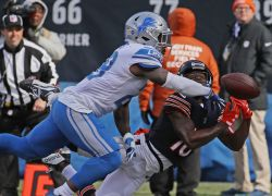 Notes: Lions players respond to Bears WR Taylor Gabriel's trash talk