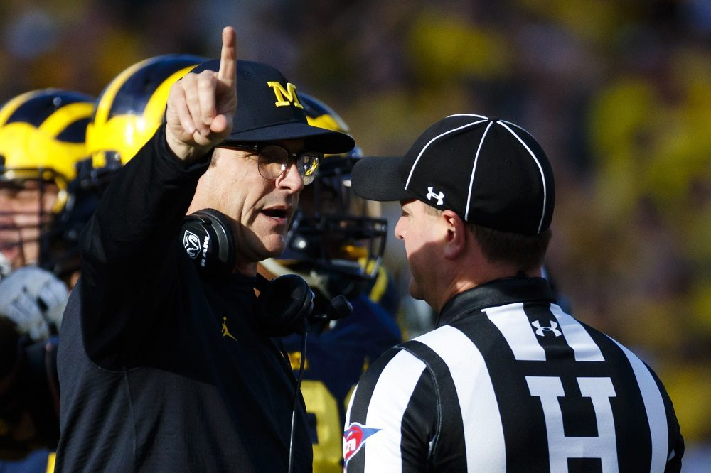 Rumor: Jim Harbaugh to leave Michigan at conclusion of 2020 season | Detroit Sports Nation