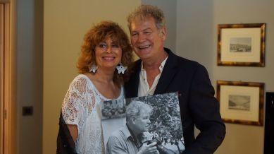 Pierette Simpson e Richard