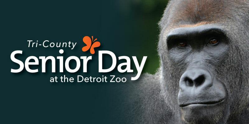 Senior Day  April  Detroit Zoo
