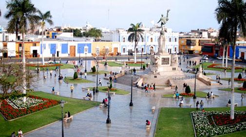 plaza-armas-de-trujillo