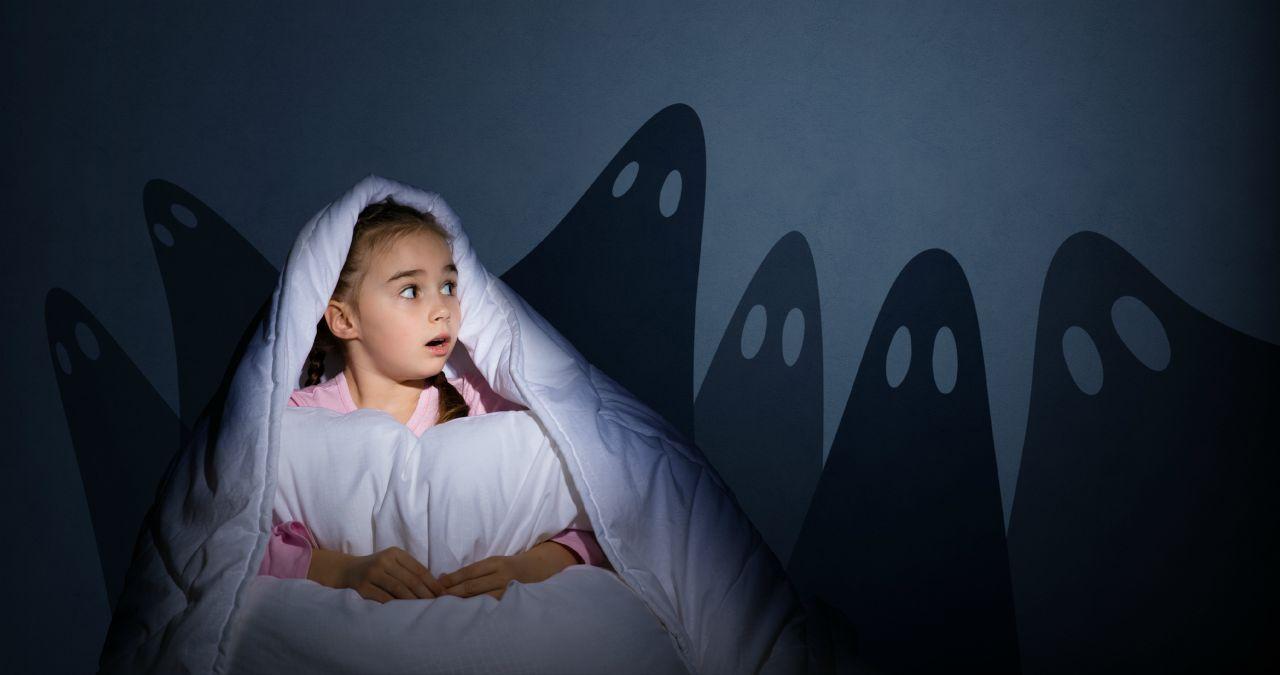 Ночные кошмары у детей: как победить ночные страхи